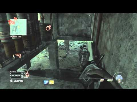 MW3: Bakaara wave 30+ Survival Mode Special Ops