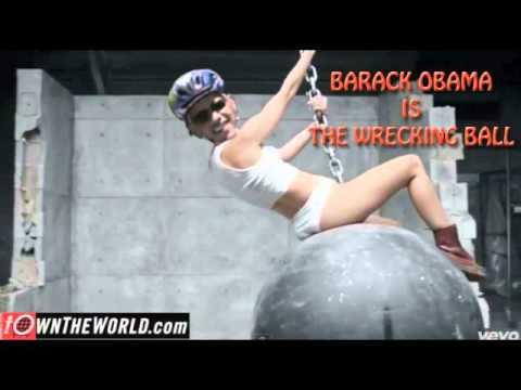 Barack Obama Constitutional Wrecking Ball