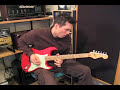 Aynsley Lister playing to SRV style track | JamTrackCentral.com