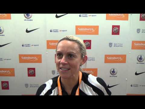 Jenny Meadows | British Indoor Championships | EightLane.org