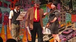 Watch Frank Sinatra Fugue For Tinhorns video