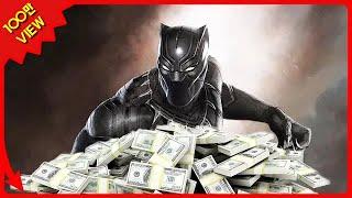 블랙팬서는 과연 얼마나 부자일까