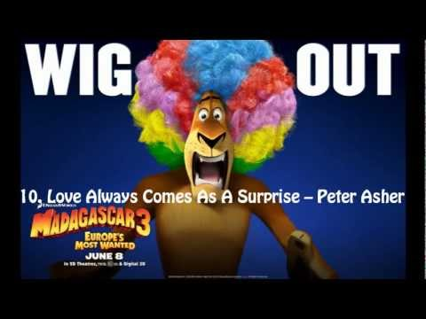 Madagascar 3: Europe's Most Wanted - Soundtrack Preview