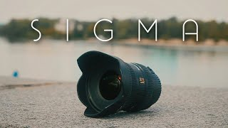Sigma 10-20mm f4-5.6 Ex Dc HSM Video Test