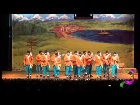 MÁLAGA COAC 2014 PRELIMINARES - SIGUE BUSCANDO