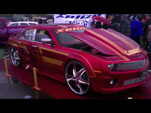 DUB Car Show Anaheim 2012