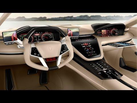 Самые ДОРОГИЕ, крутые и умные автомобили 2017