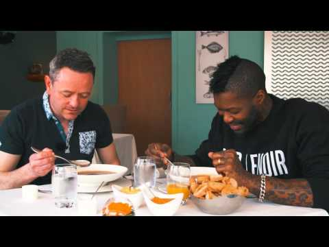 Road to France: Marseille with... Djibril Cisse
