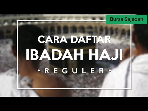 Youtube info haji reguler
