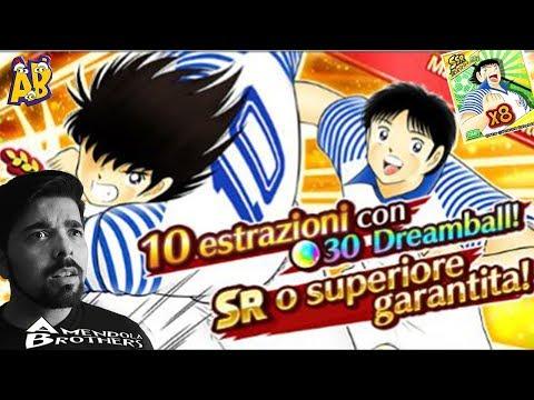 8 HOLLY IN UN COLPO SOLO ! + SSR EPICO ! - Captain Tsubasa Dream Team #1