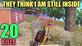 You Won't Believe What I Did | Solo Vs Squad | PUBG Mobile