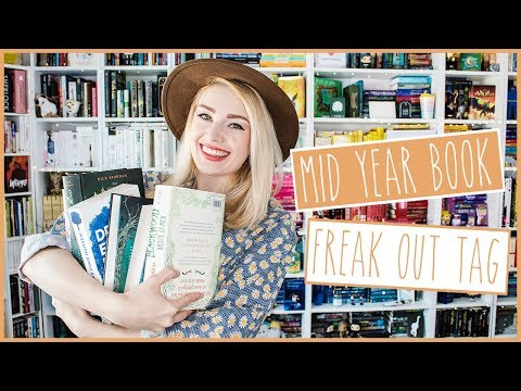 Die besten (und schlimmsten) Bücher aus dem Halbjahr!   MID YEAR BOOK FREAK OUT TAG