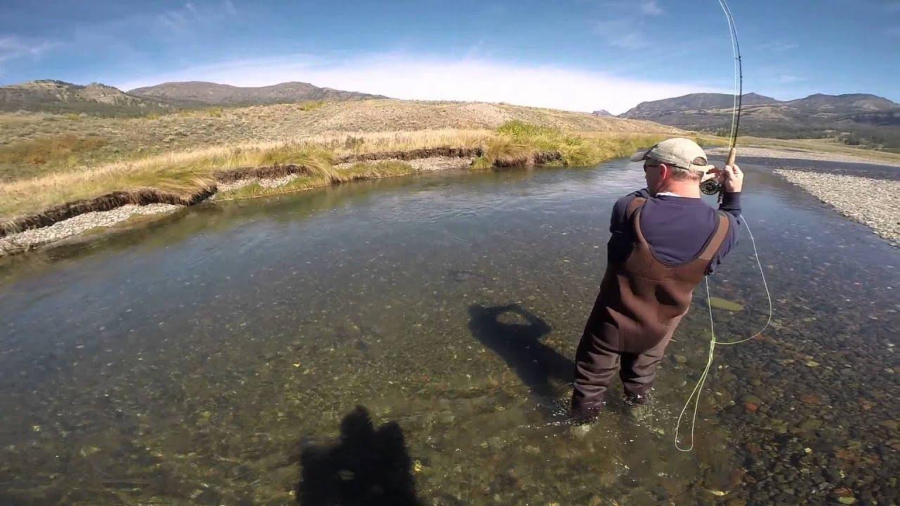Yellowstone national park september 2014 fishing bite for Yellowstone national park fishing