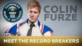 Meet The Record Breakers - Colin Furze