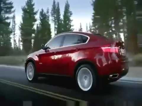 BMW X6, реклама