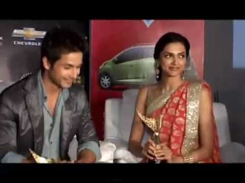 Deepika Padukone and Shahid Kapoor, in Love?! Video