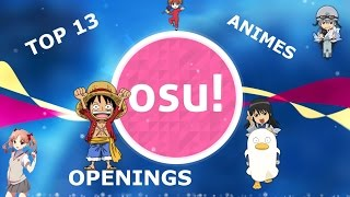 Download Lagu osu! Top 13 anime openings Gratis STAFABAND