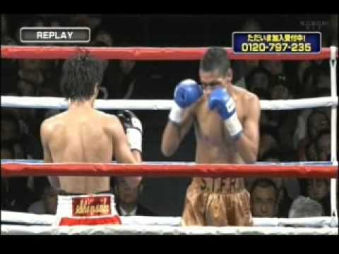 121103 SY vs TR boxing 6th & 7th Rd.