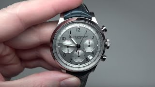 Baume and Mercier Capeland Chronograph Men