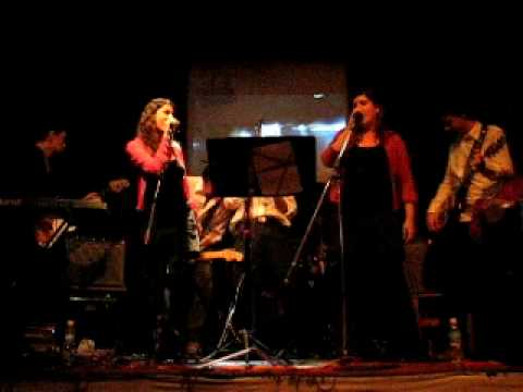 Jean Swan's Trainwreck Band - Maniac (Michael Sembello cover)