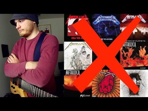 ZERO Metallica Songs in 4 Minutes