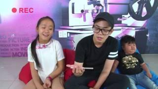 Người hùng tí hon 2| Tin Tin diễn buồn với ca khúc Phải lòng cô gái Bên Tre