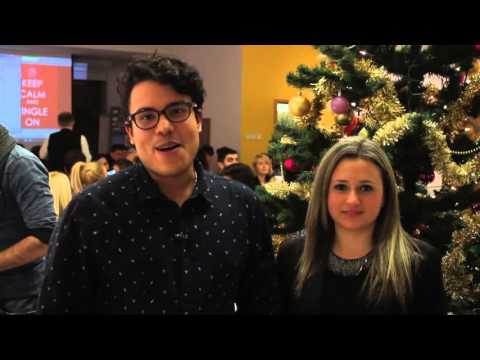 Christmas Eve Meeting With International Marketing Students - 16.12.2015 (Polish)