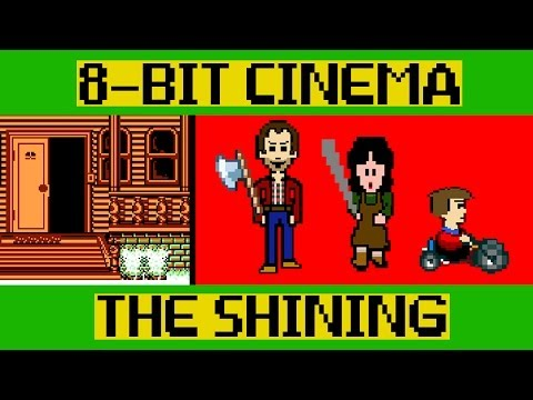 The Shining  - 8 Bit Cinema
