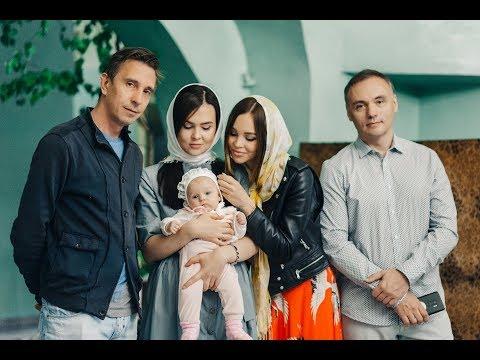 Крещение Мирославы в Чебоксарах