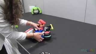 World of Nintendo RC Racer and Mario Kart Toys