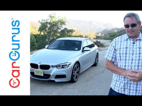 2016 BMW 3 Series | CarGurus Test Drive Review