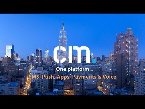CM Telecom - Worldwide Mobile Messaging & Mobile Payments Provider