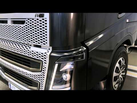 Volvo Trucks - Designing the new Volvo FH: the challenge of combining