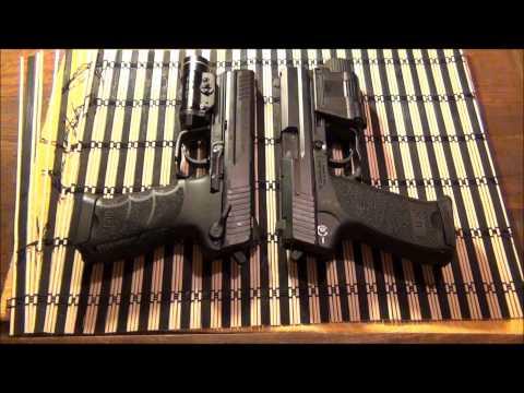 HK45 vs USP45 Final Cut