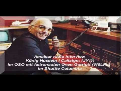 Amateur Radio Call JY1 wmv