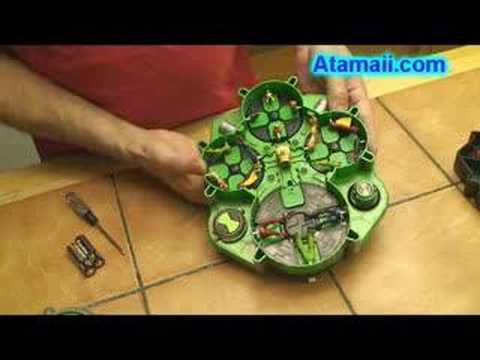 Ben 10 Alien Force Alien Creation Chamber Review