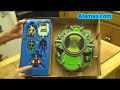 Ben 10 Alien Force Alien Creation Chamber Review
