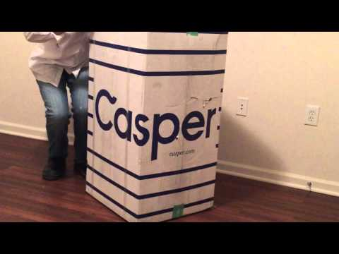 Casper Mattress Company First Look
