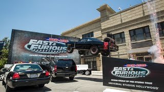 Fast & Furious - Supercharged is Now Open!