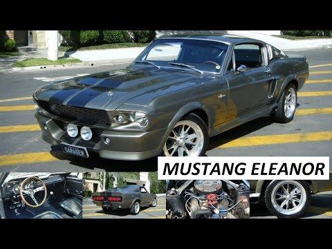 Garagem do Bellote TV: Mustang Eleanor