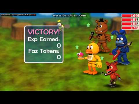 I DIDN'T PRESS THE DOWN BUTTON! | FNaF World #4