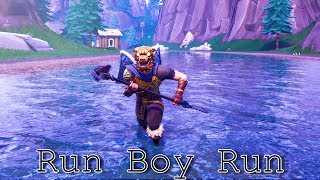 Run Boy Run - SakulauHD - (Official Fortnite Video )