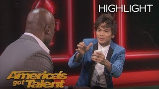 Shin Lim Blows Minds With Unbelievable Card Magic   America