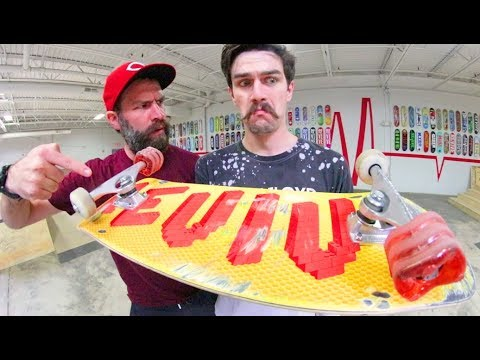Worst Skate Wheel Combo / Shark Wheels & Street Wheels - WAREHOUSE WEDNESDAY