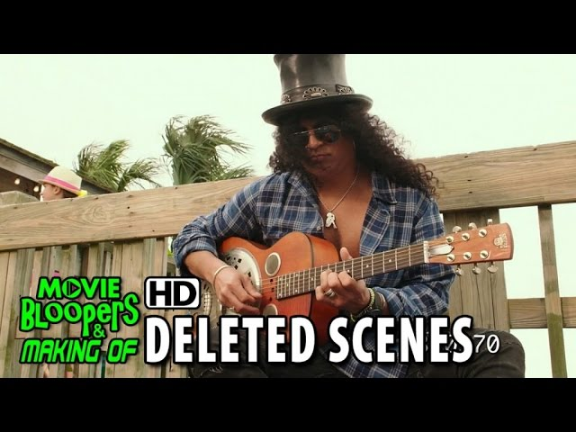 Spongebob Movie: Sponge Out Of Water DVD / Blu-ray (2015) Deleted Scene #2 - Slash