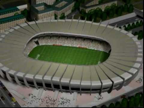 FIFA: RTWC 98 Stadium Intro - FRANCE (Parc des Princes, Paris)