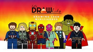 All Clip Of Lego Thor Coloring Pages Bhclipcom