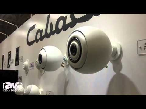 CEDIA 2015: Cabasse Exhibits Its Baltic EV Speaker With 3-Way Coaxial Driver