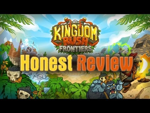 Kingdom Rush Frontiers Review
