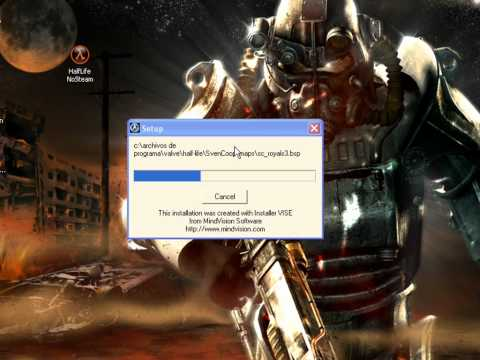 Tutorial de como  instalar sven co-op 4.5 (Loquendo)